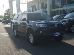 Used Toyota 4Runner with 3rd Row Seat in Charlottesville, VA