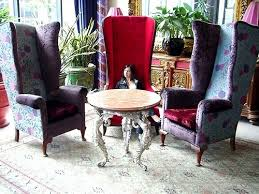 alice in wonderland furniture. giant wingback chairs u2014 flickr finds alice in wonderland furniture