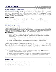 Medical Billing And Coding Resume Medical Biller Resume Samples