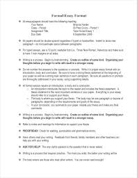 samples of formal essays pdf format  sample formal essay format