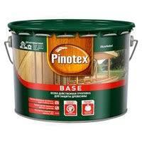 «<b>Грунт</b>-<b>антисептик PINOTEX Base 9л</b> бесцветный, арт.5270881 ...