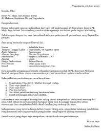 Surat lamaran kerja merupakan sebuah dokumen yang dikirim oleh seorang pencari kerja untuk melamar pekerjaan namun di jaman yang serba digital ini, surat lamaran kerja bisa dikirim melalui email. P5dmck412t00cm