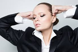 Free Fotobanka Dívka Vlasy Zpěvák Model Móda Paže Bunda