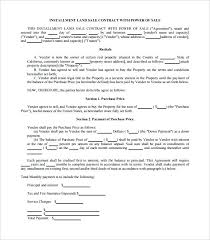 Sales Contracts Templates Also Sales Contract Template For Create ...