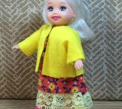 Barbie chelsea selber machen schnittmuster : Chelsea Doll Clothes Free Doll Clothes Patterns