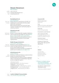 Interactive Resume Template Delectable Your Guide To The Best Free Resume Templates Good Interactive