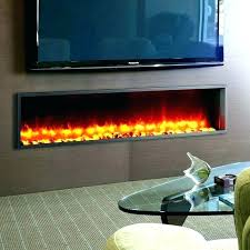 xtremepowerus allure linear wall mount smokeless electric fireplace 50 inch