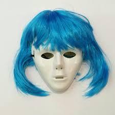 парик и маска салли фейс