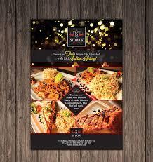 Flyer Design Food Hotel Restaurant Flyer Design Template 2 Flyer Design Pinterest