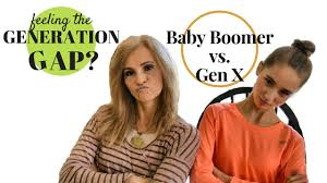 Image result for gen x vs baby boomers