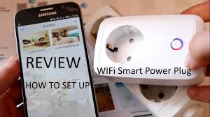 How to set up <b>WiFi Smart Power</b> Plug and REVIEW - YouTube