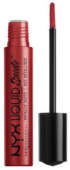 <b>NYX professional makeup Жидкая</b> губная помада Liquid Suede ...