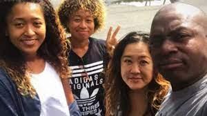 ETHNICITY. Naomi Osaka's parents and ...