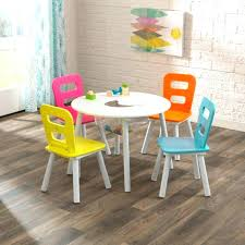 kidkraft table and chairs table chairs fascinating and kidkraft round storage table and 2 chairs set kidkraft table