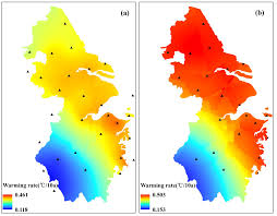 Warming trend in cold season of the <b>Yangtze</b> River Delta and its ...