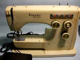 Vintage Husqvarna Sewing Machine