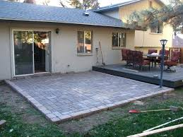 large size of concrete home depot patio stone how 16x16 pavers to and