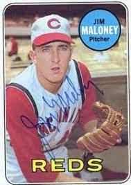 Jim Maloney Baseball Stats by Baseball Almanac