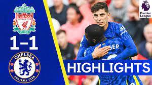Liverpool 1-1 Chelsea | Havertz Strikes As Brilliant Blues Claim A Point!