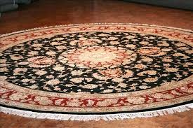 6 ft round rug. 6 Ft Round Rug Rugs This Traditional Is Approx 9 Feet Inch X Outdoor E