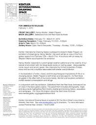 kentler international drawing space exhibition nancy manter press release
