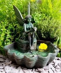 Pot Solar Water Fountain With LightsSolar Water Features With Lights