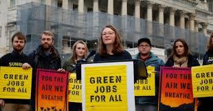 Resultado de imagen para green new deal
