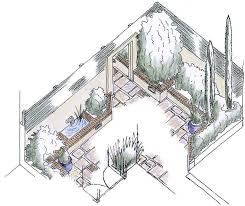 Small Picture 71 best Landscape Elevation drawings images on Pinterest