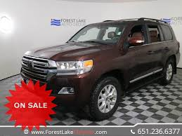 Red Toyota Land Cruiser For Sale ▷ Used Cars On Buysellsearch