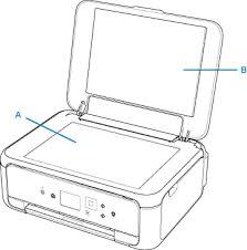 <b>Canon</b> : PIXMA Manuals : TS3100 series : Cleaning the <b>Platen</b> ...
