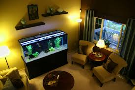 Minecraft Living Room Designs Minecraft Living Room With Fish Tank