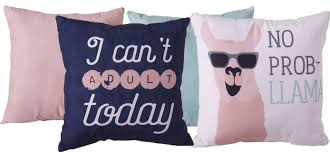 cute pillows with sayings. these adorable pillows come in a variety of designs with cute sayings! check out all the options available here! sayings s