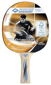 Our equipment expert matt hetherington stumbled across the perfect example just last week when trying out a couple of defensive blades. Buy Donic Shildkrot Racket Table Tennis Bat Ovtcharov 300 Fsc 705232 At Affordable Prices Free Shipping Real Reviews With Photos Joom