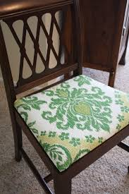 easy to recover dining room chairs now this i have actually done before if