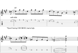 Tuning For Slide Guitar Standard Or Open Dummies