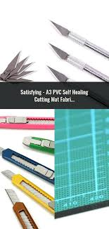 craft cutting board self healing cutting mat fabric leather paper craft tools double sided healing cutting