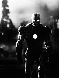 Free iron man cell phone wallpapers. Iron Man Wallpaper Black And White