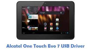 Alcatel One Touch Evo 7 USB Driver ...