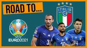 🇮🇹 ITALIA: ROAD TO EUROPEI 2021 - CALCIO TOTALE - YouTube