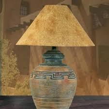 southwest ceramic floor lamps table lamp southwest pottery table lamps bedroom floor lamps