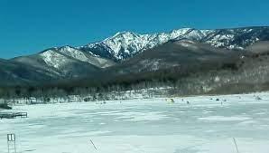 バラギ 湖 ワカサギ