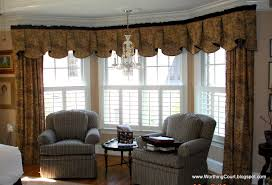Window Treatment For Bay Windows In Living Room Window Treatments For Bay Windows In Dining Room 46 Photos Decor