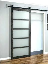 interior barn door for glass barn doors for interior glass barn doors continental frosted interior barn door