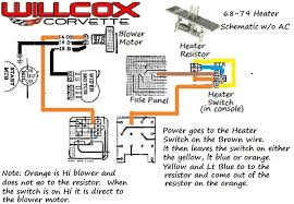 corvette ac fan switch wiring diagram corvette ac fan 1968 1979 corvette heater schematic out air conditioning