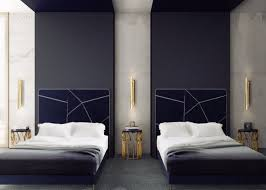 bedroom design trends. Be Inspired By Hotel Interior Design Trends 2018 ➤ To See More News About The Best Bedroom