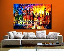 extra large wall art modern canvas artist canvases