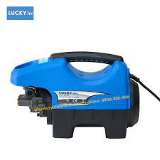 Máy rửa xe mini Lucky Jet APW-HI-90P hàng nhập khẩu