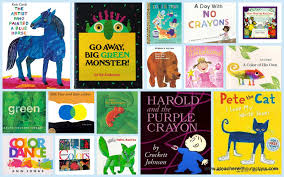 Color Childrens Booksll
