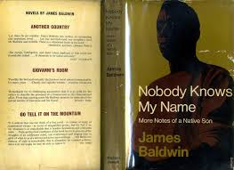nobody knows my by james baldwin first edition abebooks