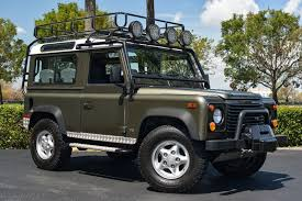 1997 land rover defender 90. 1997 land rover defender 90 limited edition 168300 click to see full